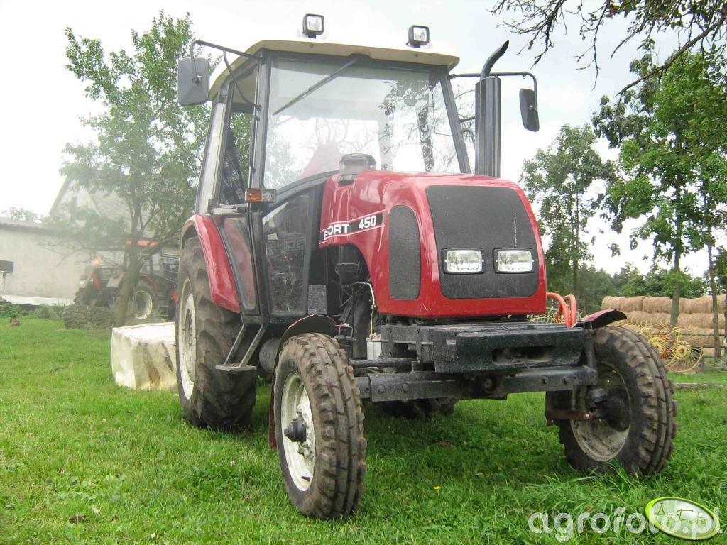 Farmtrac Escort 450