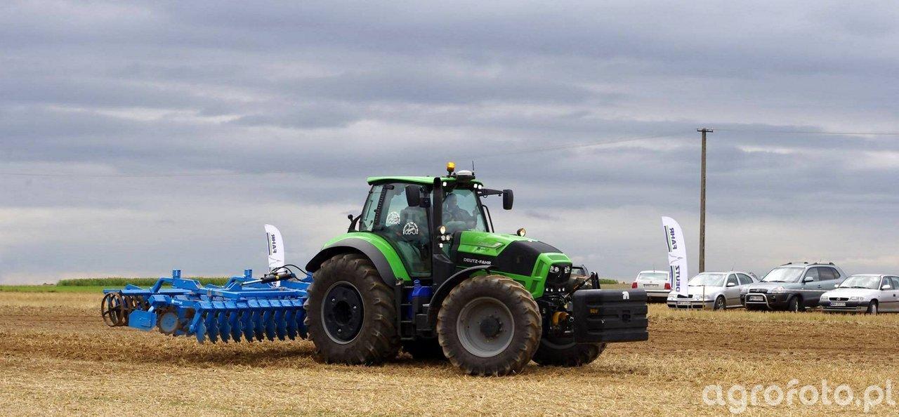 Deutz-Fahr 7250 Agrotron TTV + Mandam GAL 6m