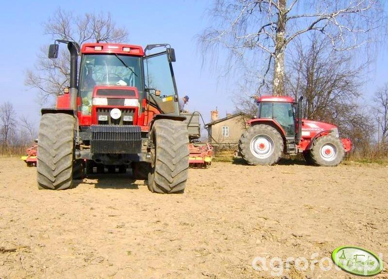 Case 7250 Rapid 600S & MTX 140
