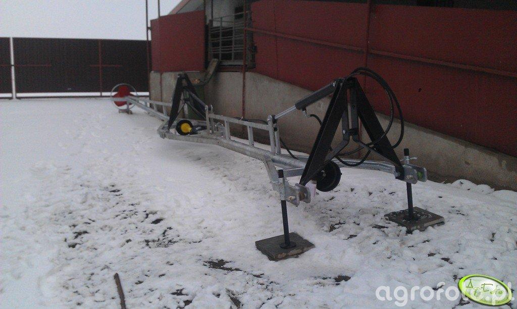 Mieszadło do Gnojowicy MHH-10000