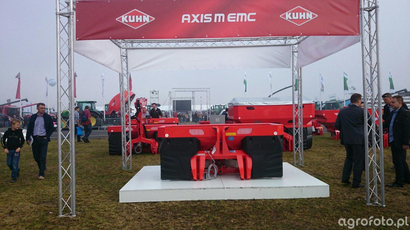Axis m emc