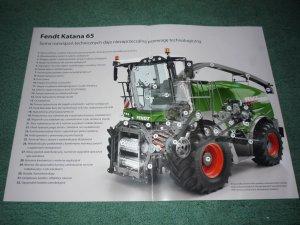 Fendt Katana 62