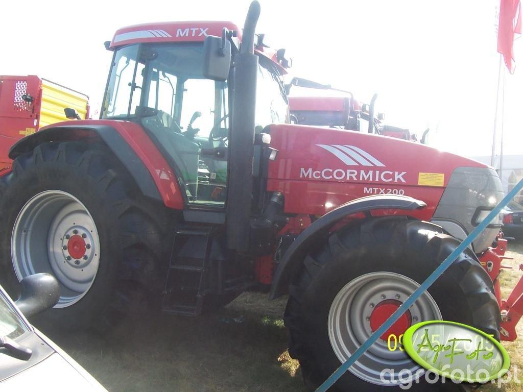 McCormick MTX 200