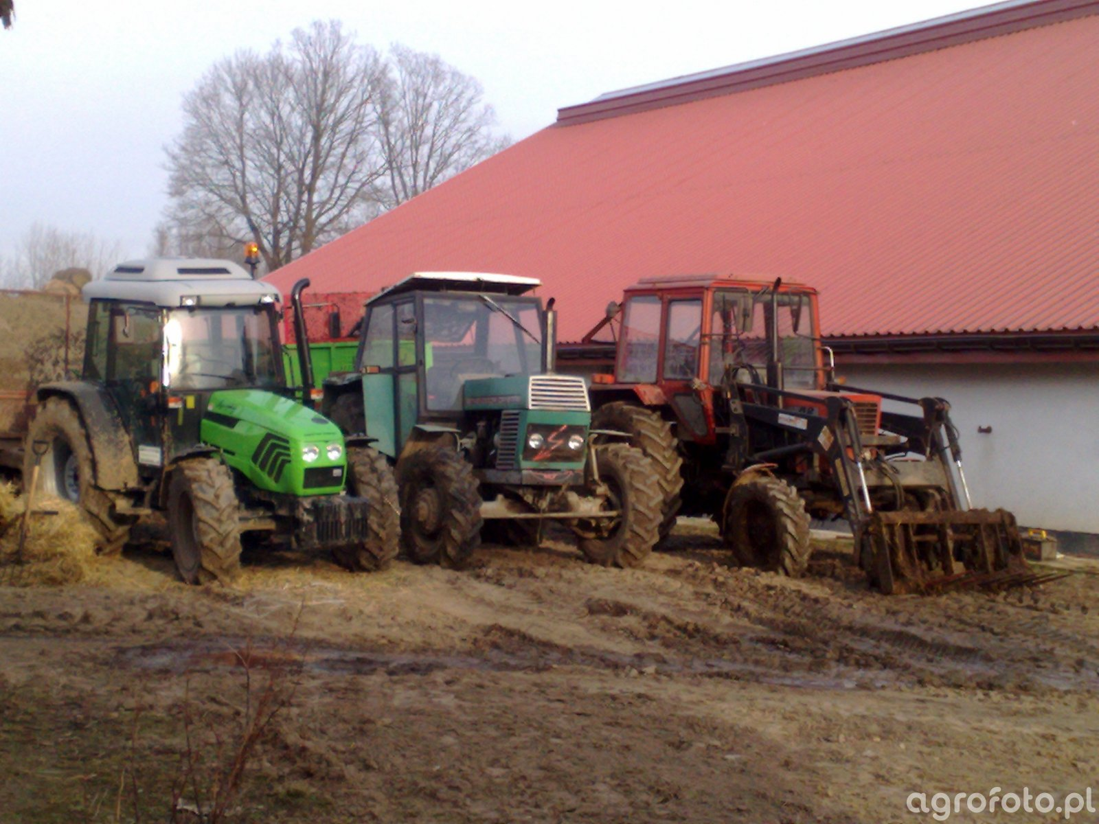 Deutz-Fahr Agroplus ,Zetor CRYSTAL 8045, MTZ 85