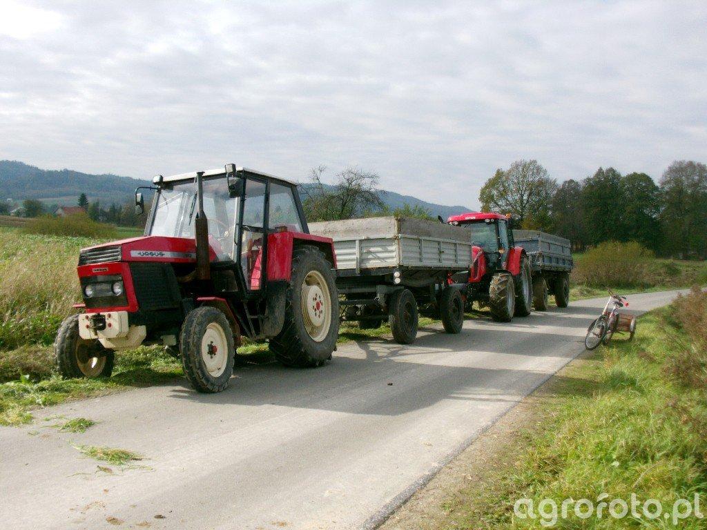 Ursus 912 & Zetor Forterra 140
