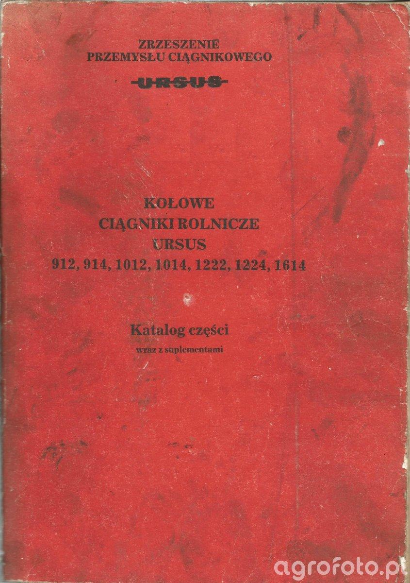 Katalog części Ursus seria 912-1614