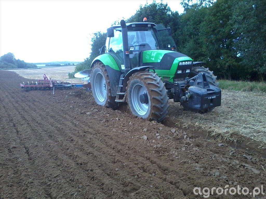 Deutz Fahr Agrotron M650 i Overum