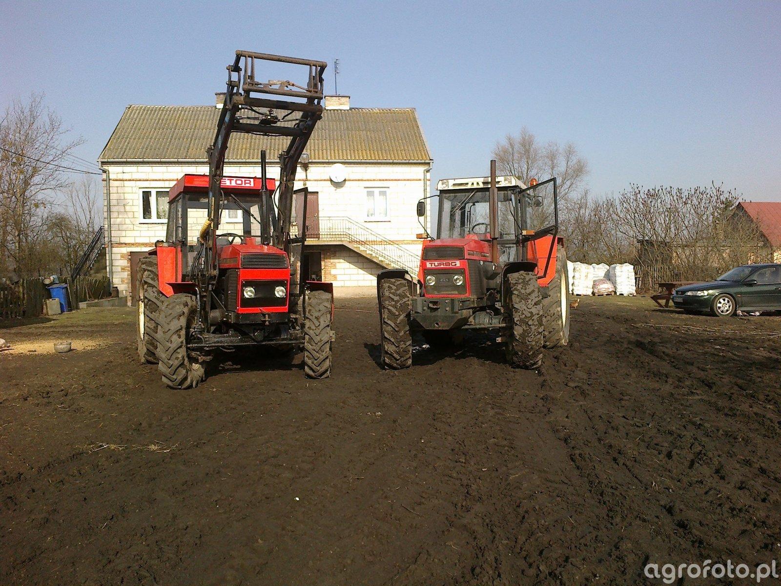 Zetor 8045 i ZTS 16245