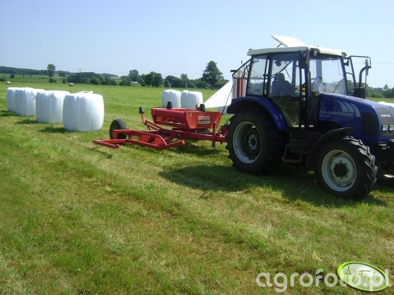 Farmtrac 70 4WD + Metal-Fach