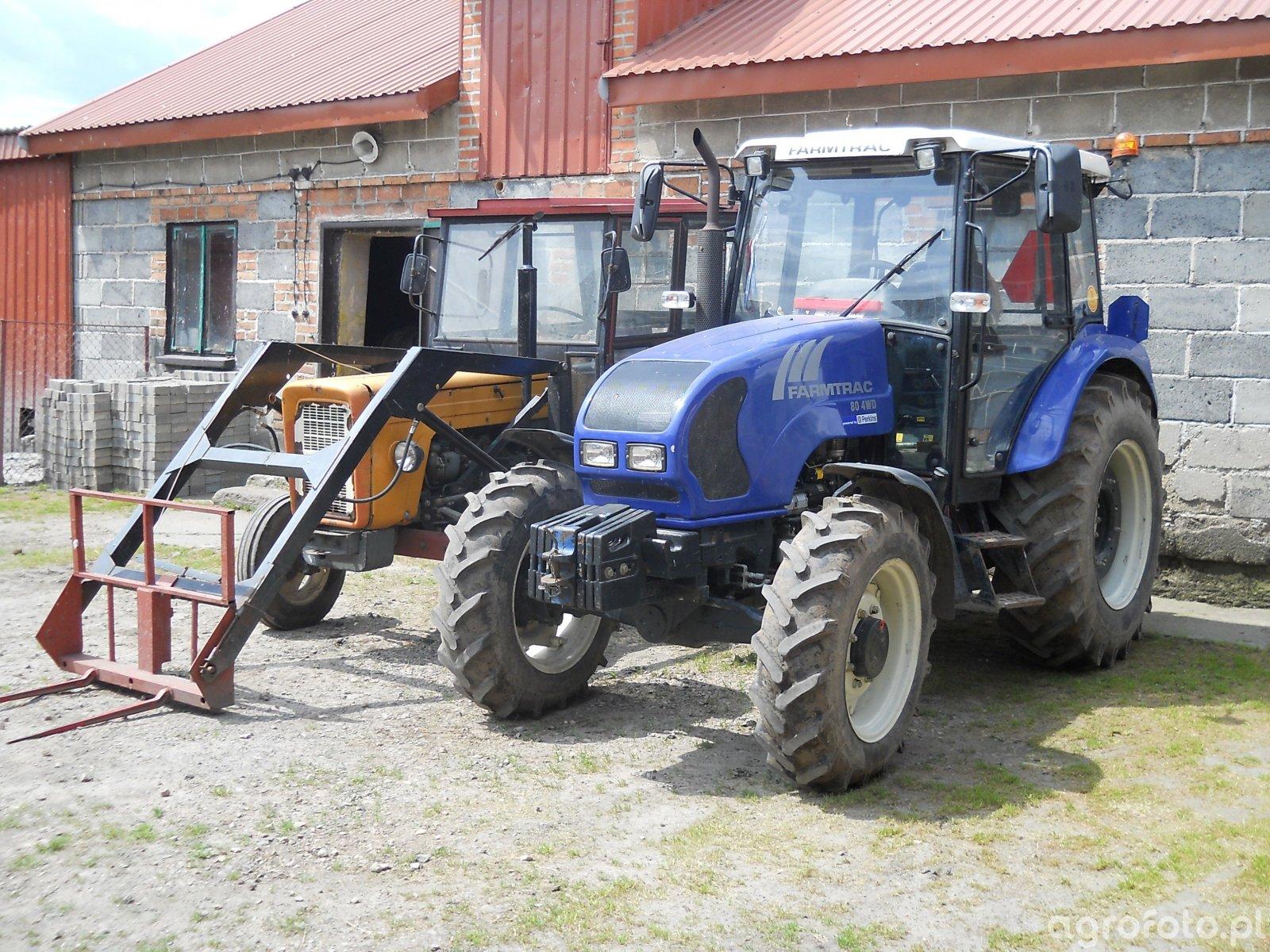 Farmtrac 804 WD