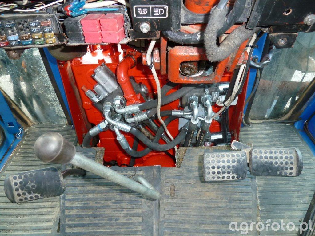 MTZ hydraulika