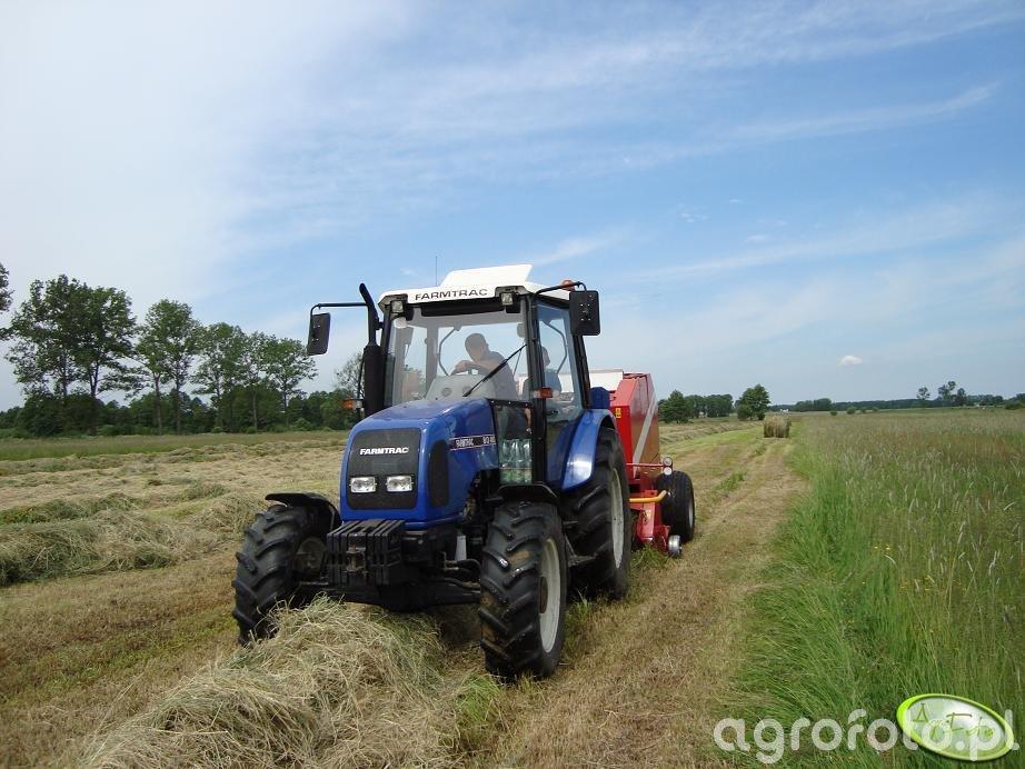 Farmtrac 80 4 WD