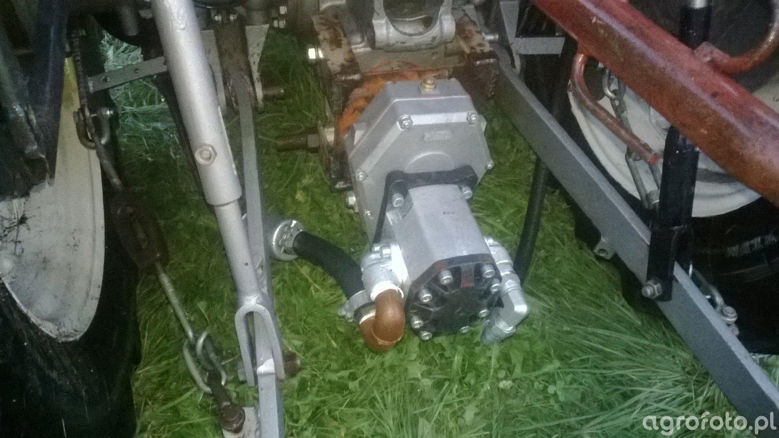 Hydraulika do tura