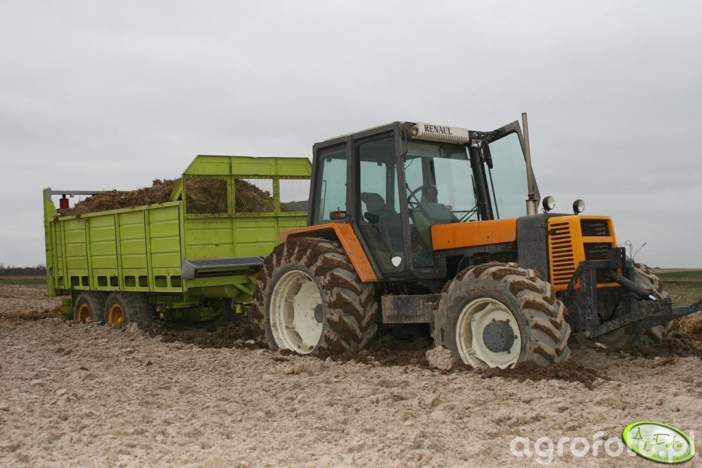 Renault 133.14 + Forschritt T088
