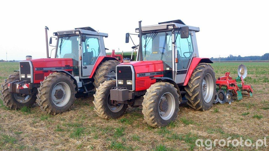 Massey Ferguson 3065 i 3095