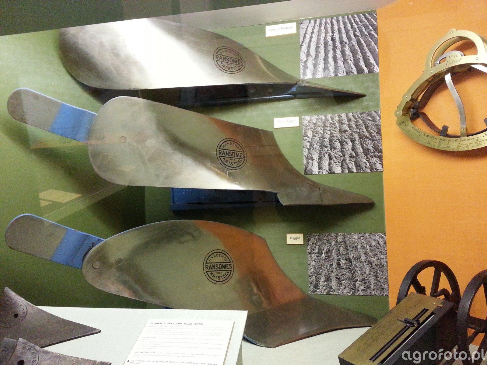 Science Museum, London - odkładnice