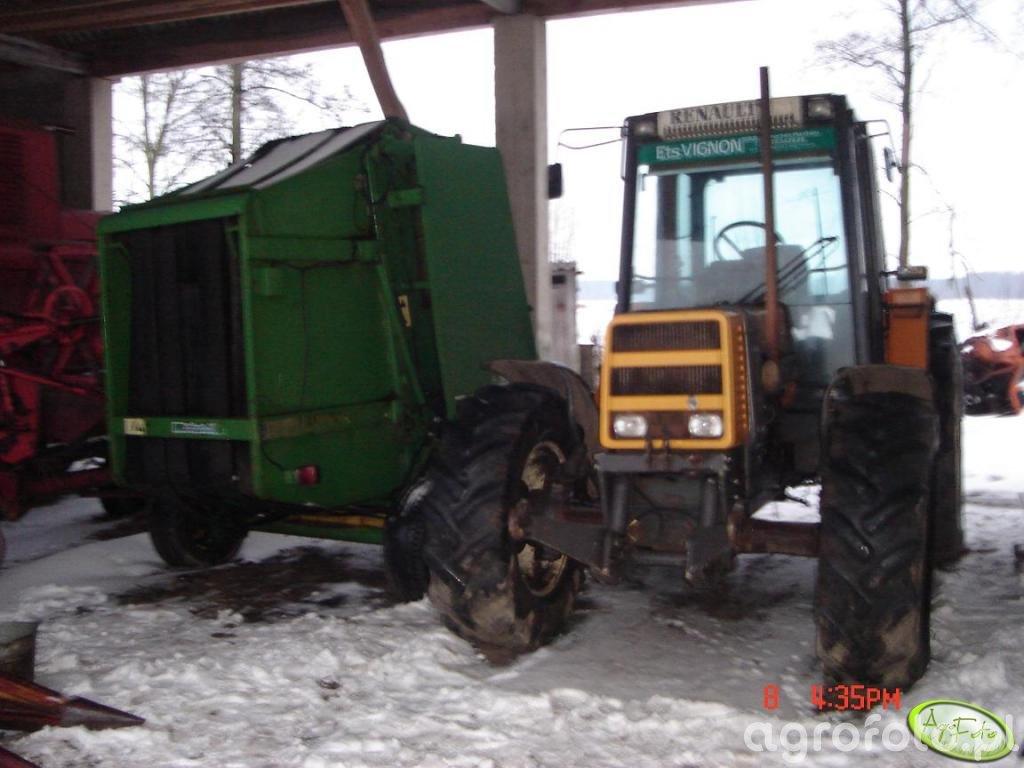 Renault 103.14 + JD 550
