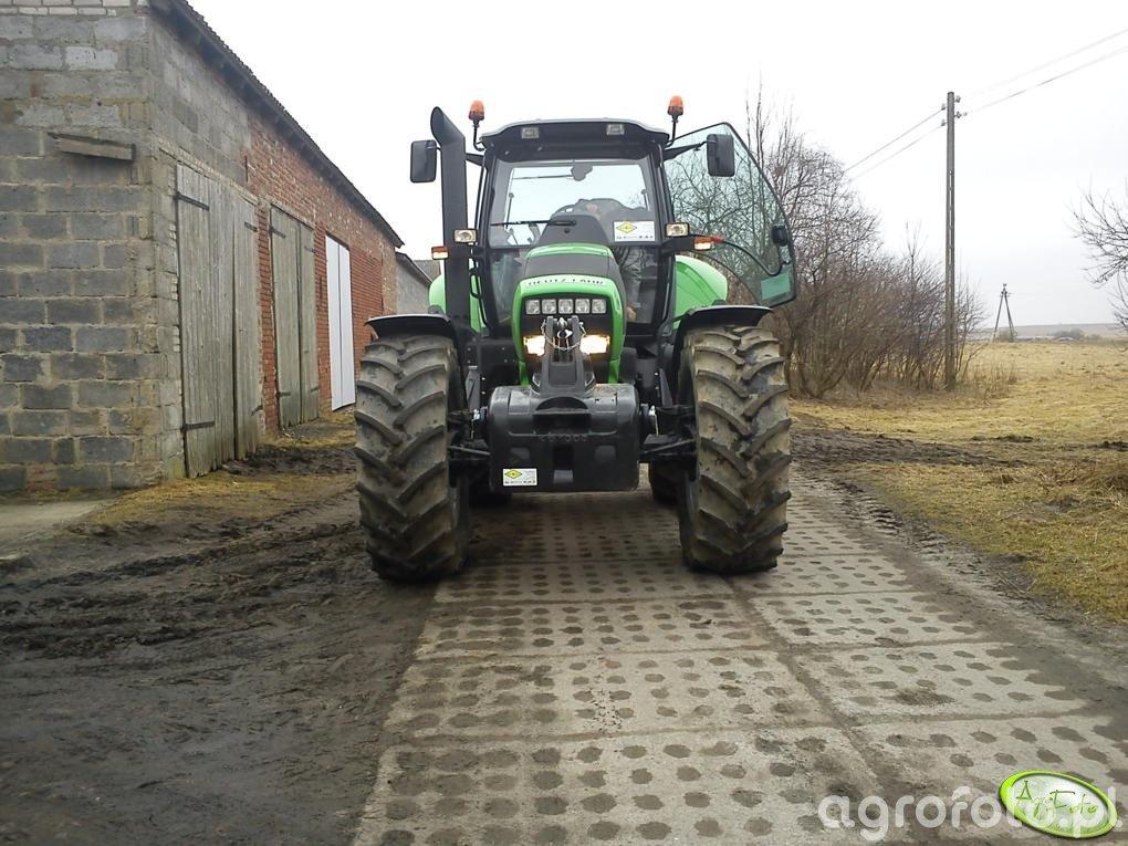Deutz Fahr Agrotron M650