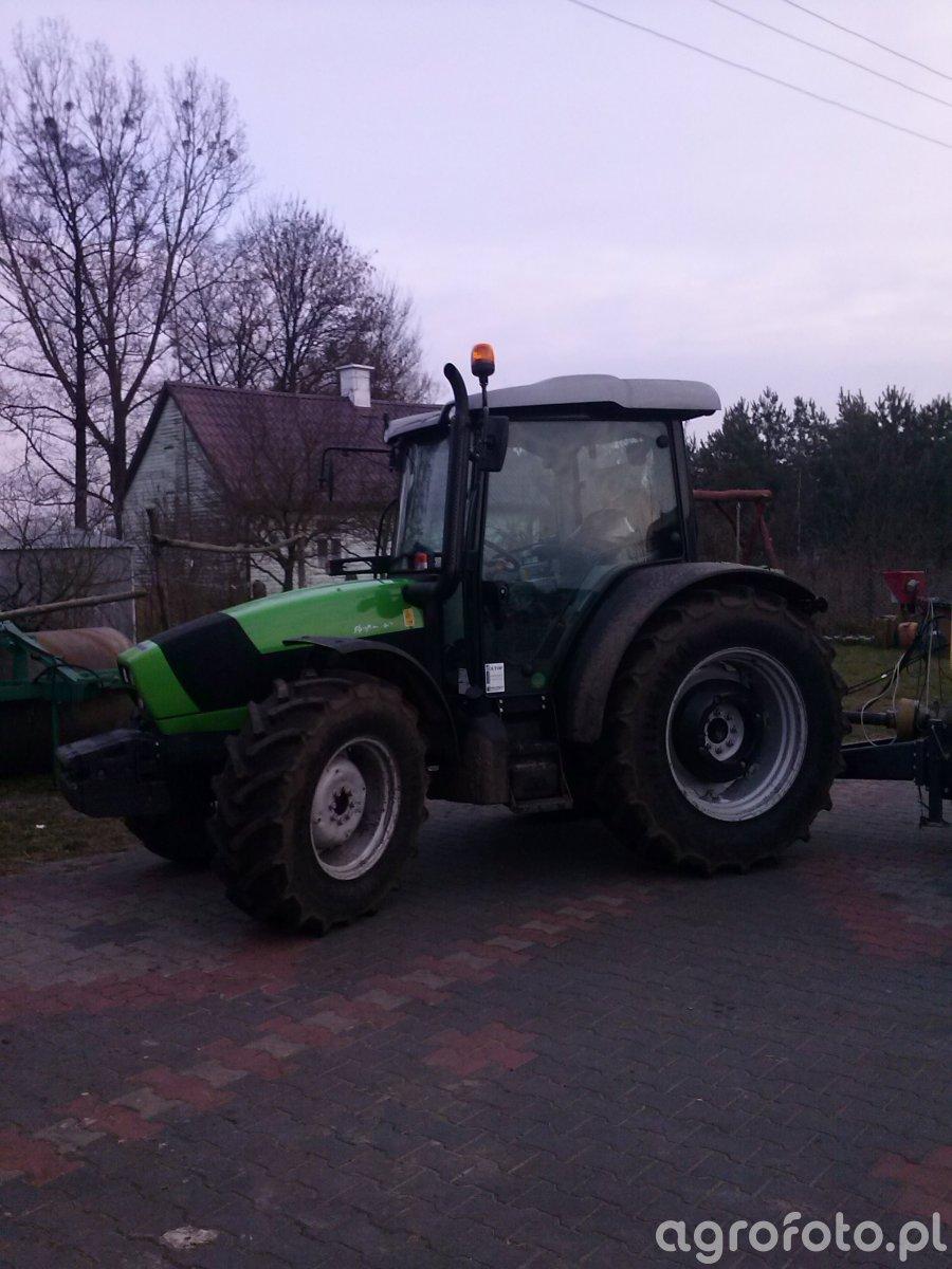 Deutz-Fahr Agrofarm 410