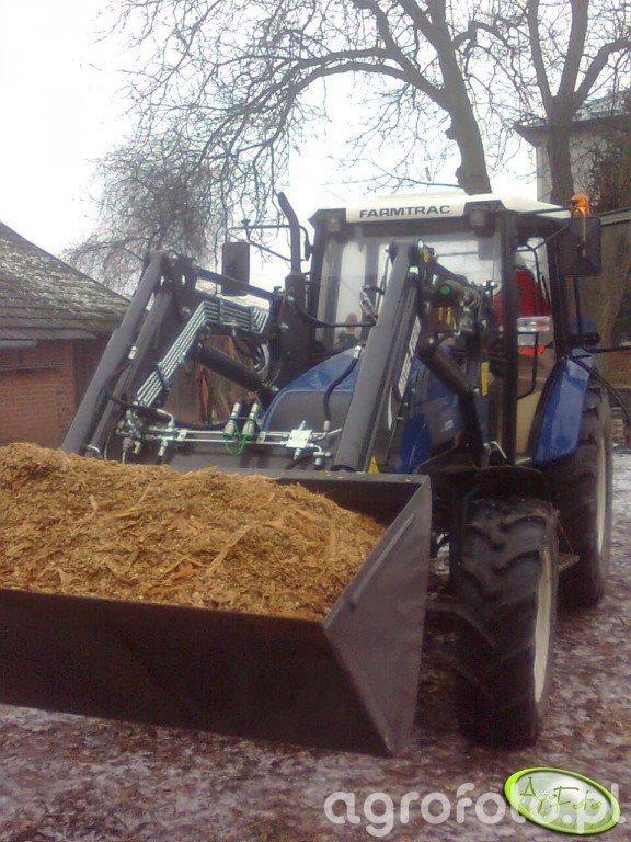 Farmtrac 80 4WD i Metal Fach