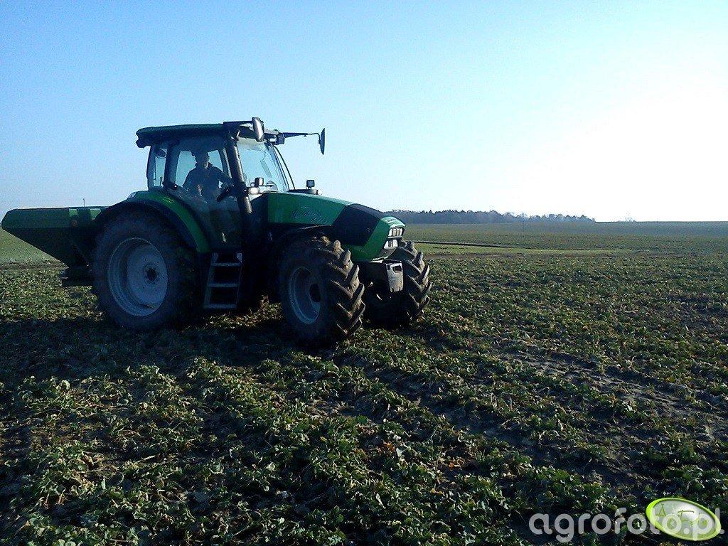 Deutz Fahr Agrotron k110