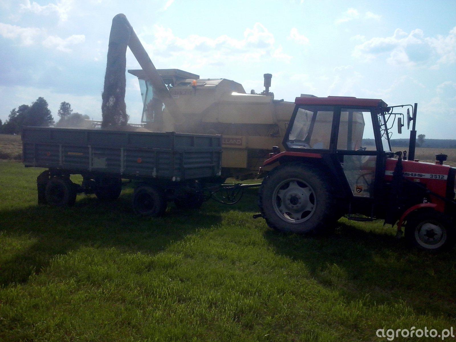 Ursus 3512 Autosan D35