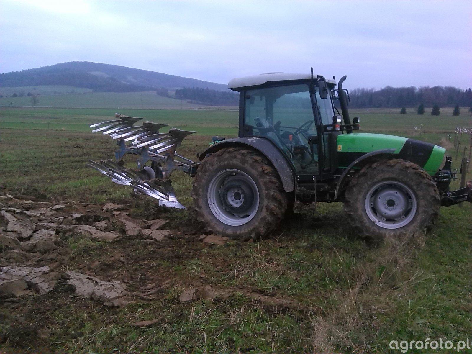 Deutz Fahr Agrofarm 420 GS