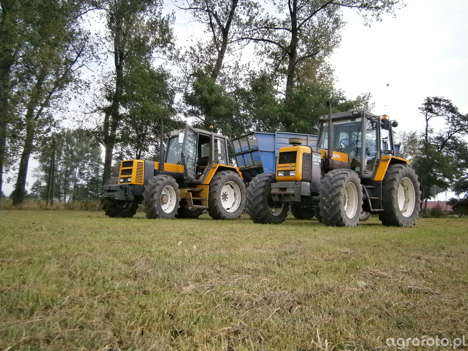 Renault 133,14 + 110,54