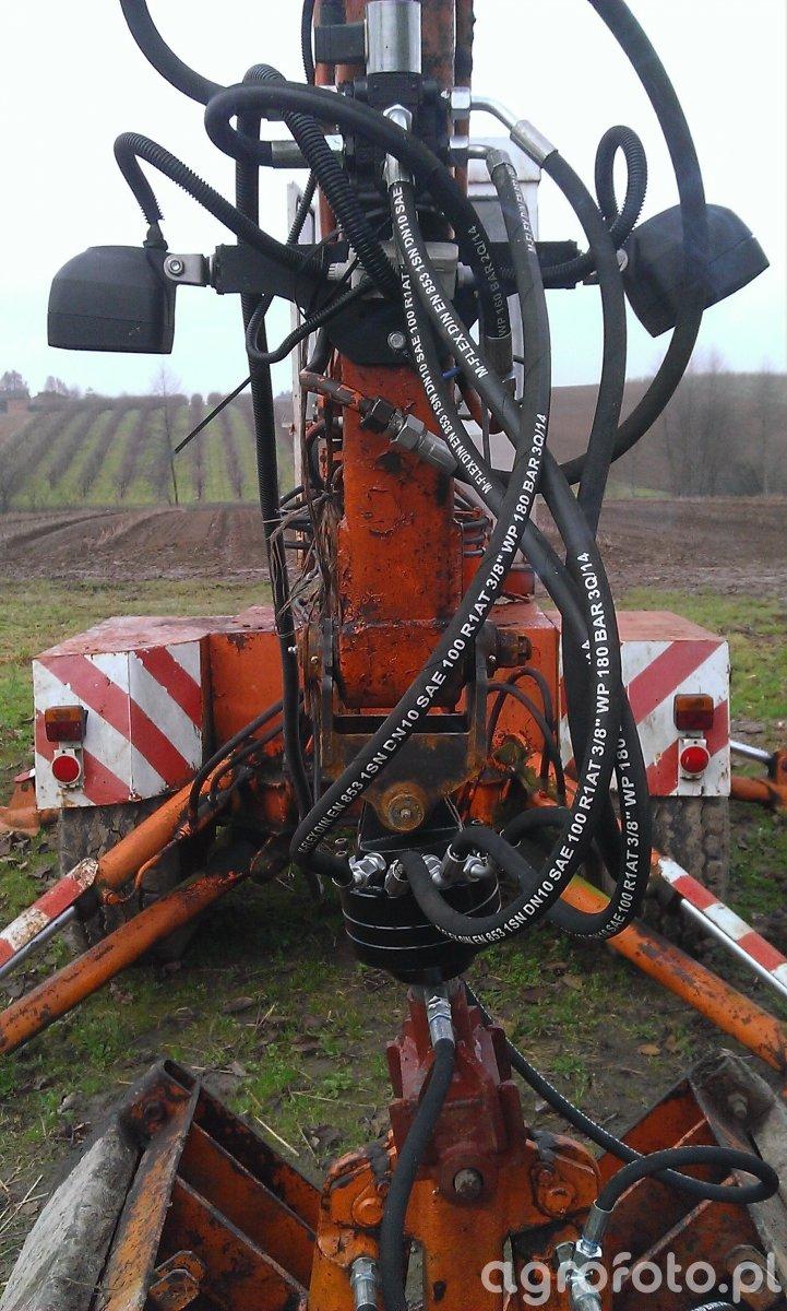 UNHZ750 Rotator