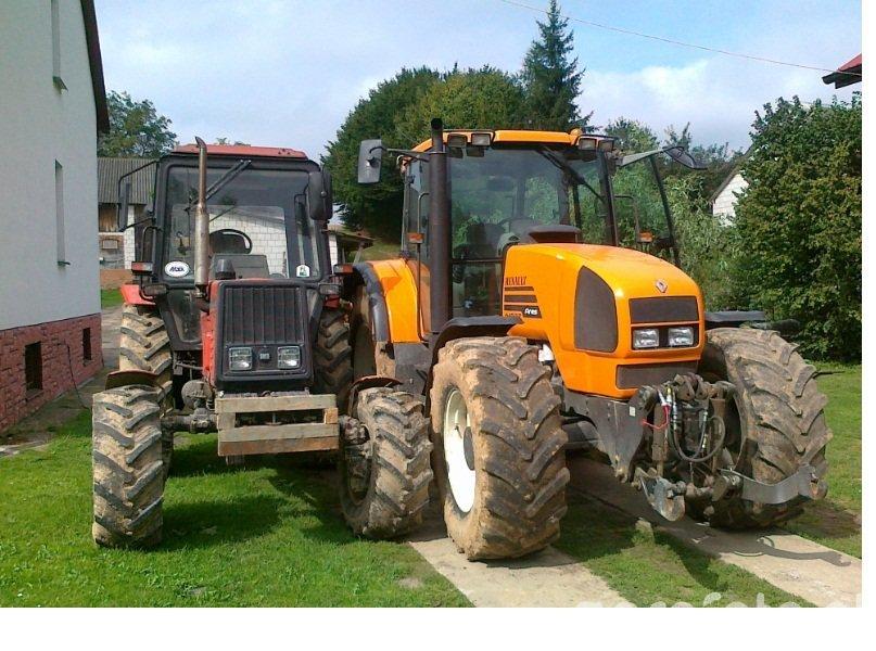 MTZ TS i Ares 640