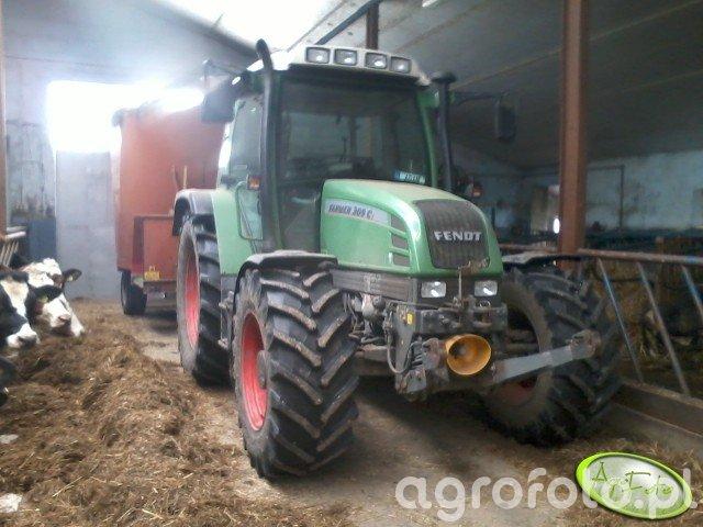 Fendt Farmer 309 Ci & RMH VR 12