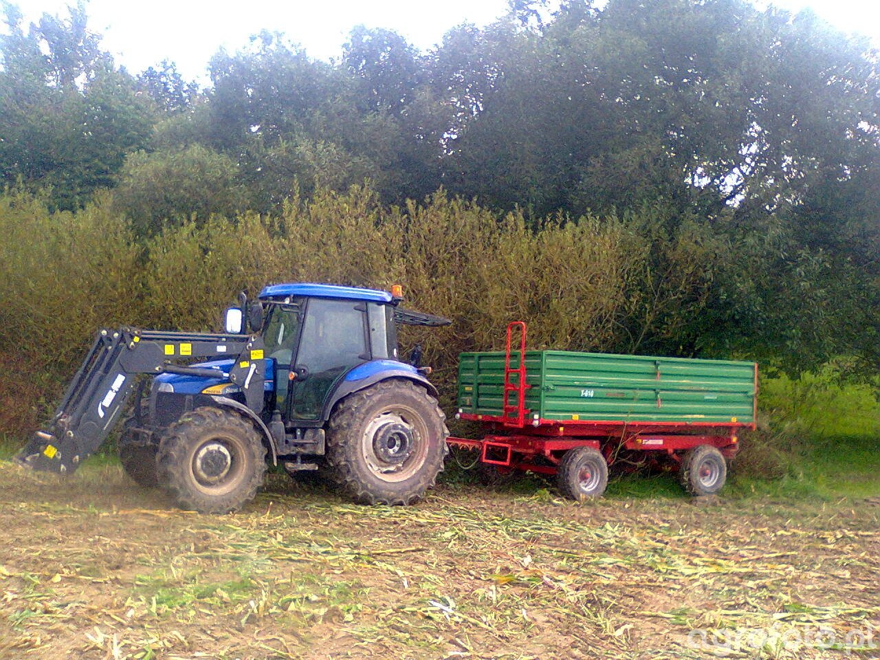 New Holland TD5030 Warfama