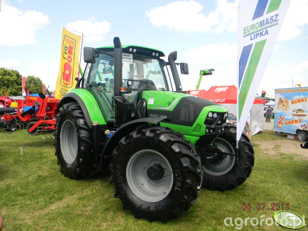 DF Agrotron 6160