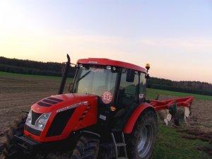 Zetor Proxima 90 plus + Agro-masz Pz-40