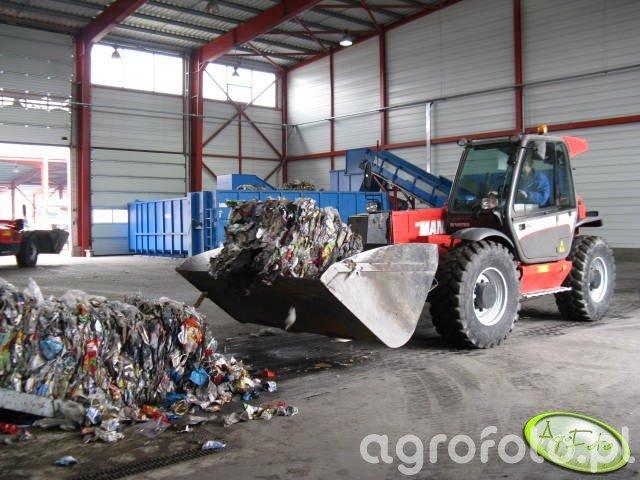 Z wizytą w  Zakładzie Odpadów Komunalnych w Starym Lesie - 11.4.2013 r