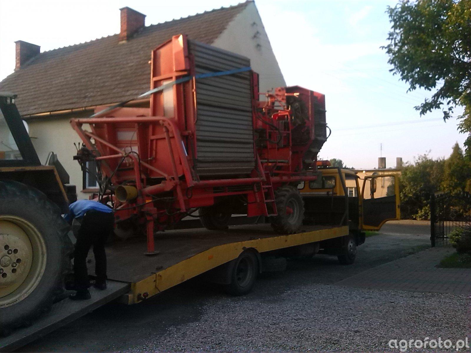 Grimme SL750