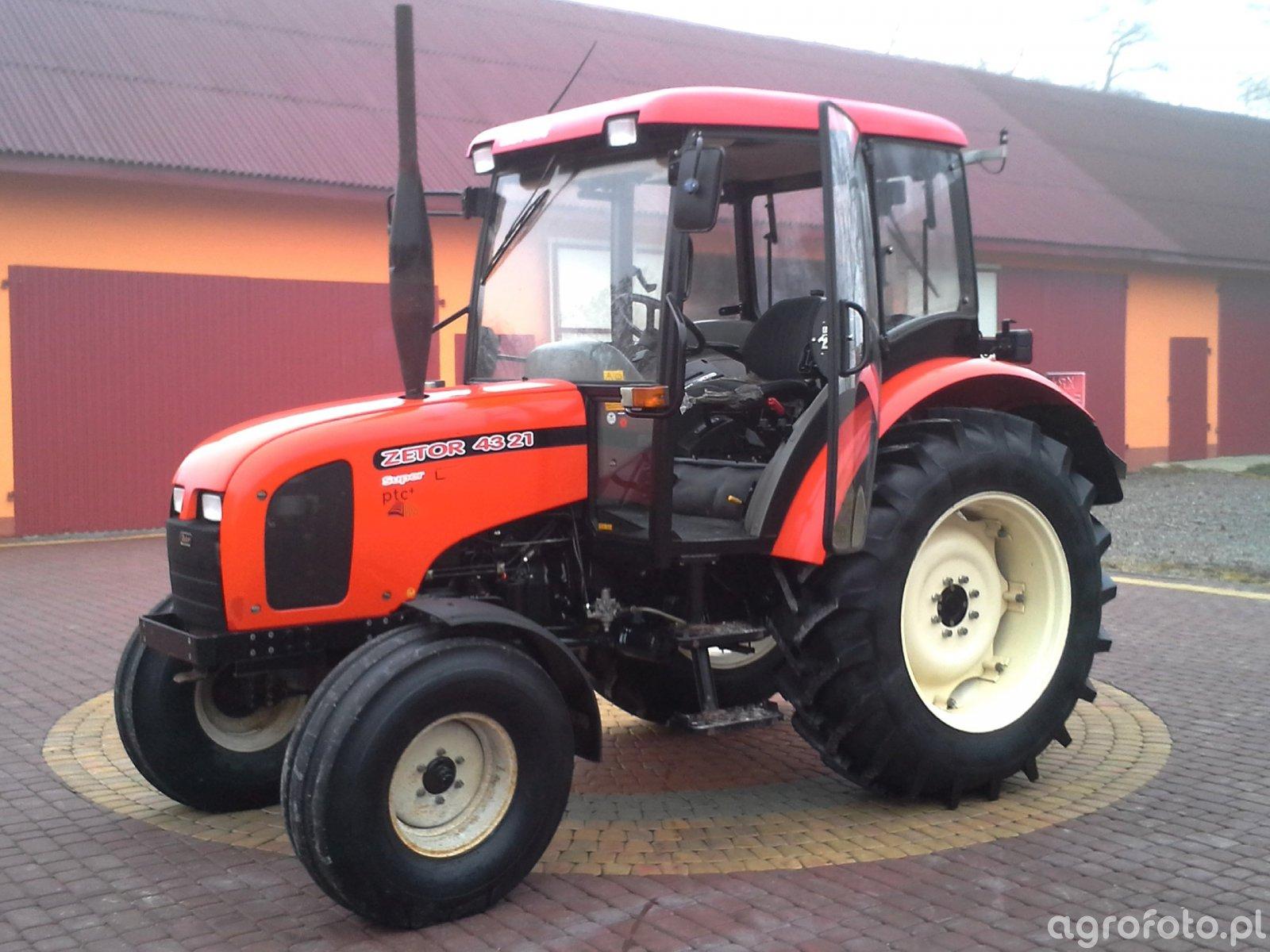 Zetor 4321