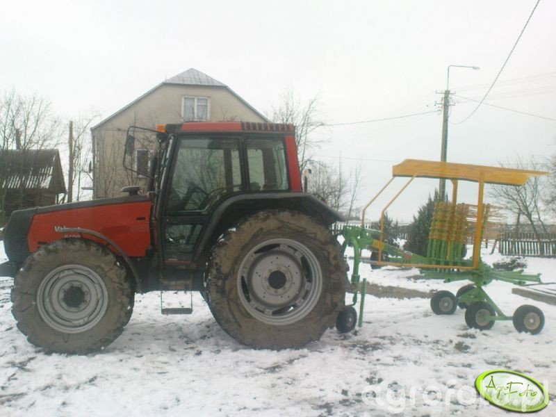 Valmet 6400 + SaMasz Z-410