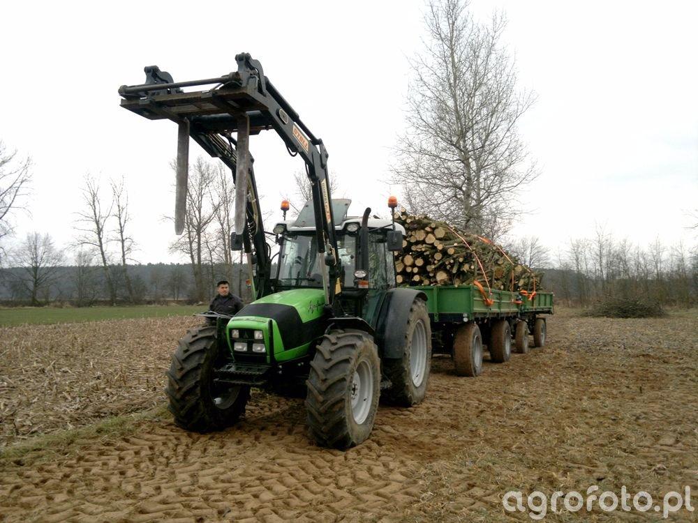 Deutz-Fahr Agrofarm 85 & HL & Autosan D-47