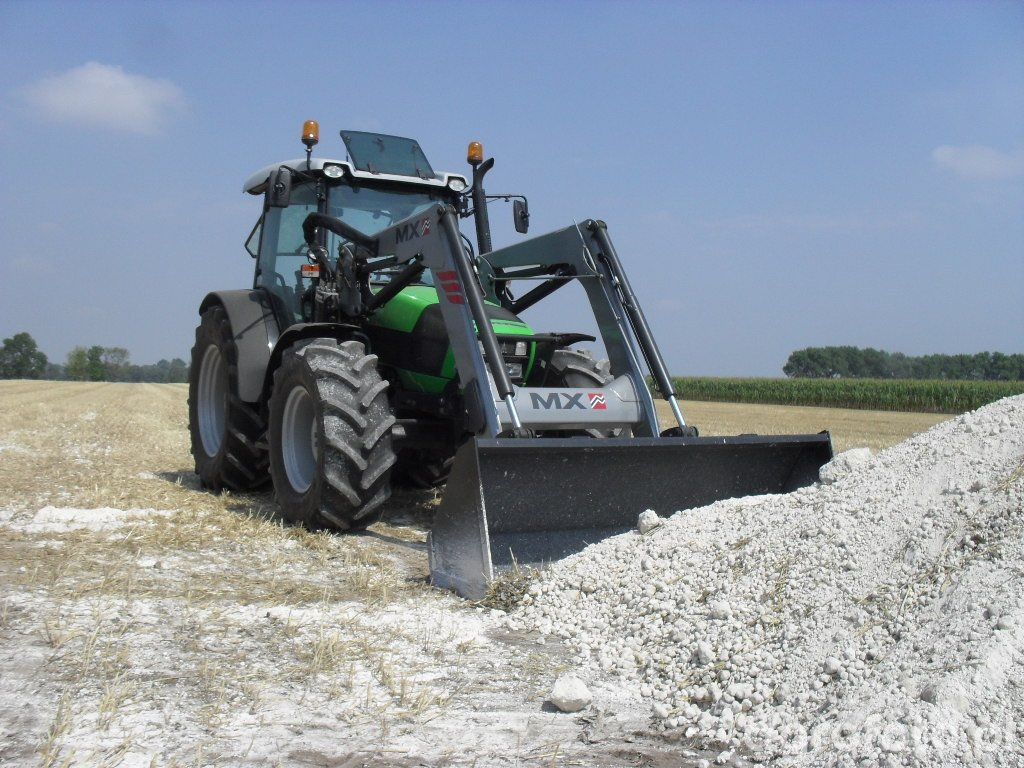Deutz Fahr Agrofarm 410 i MX T8
