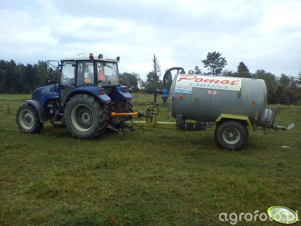 Farmtrac + Pomot