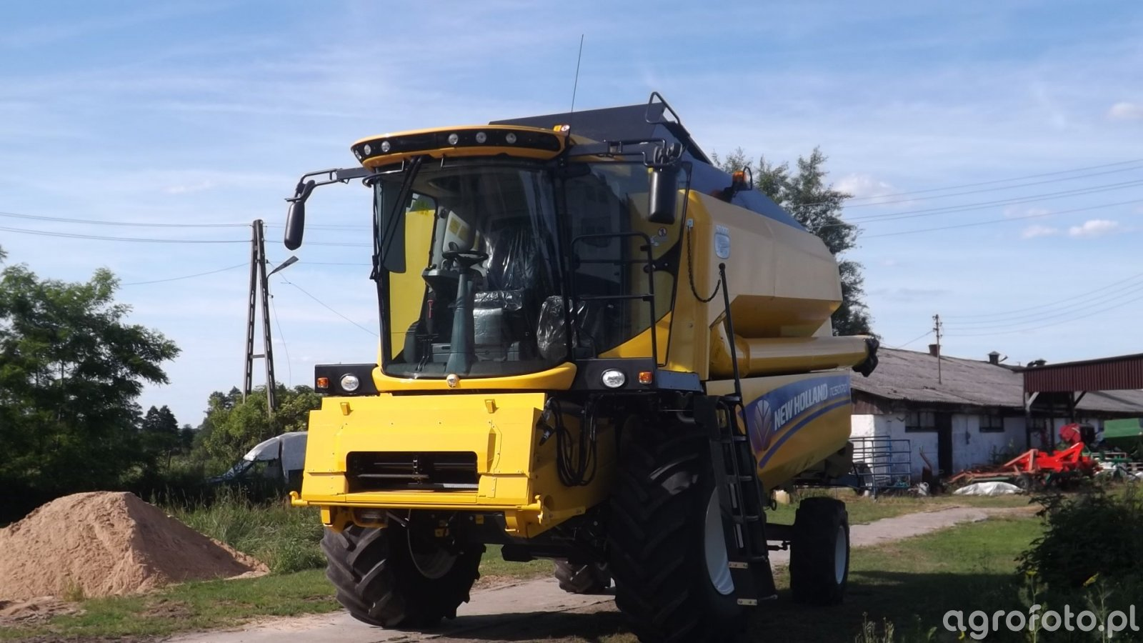 New Holland TC5070 RS