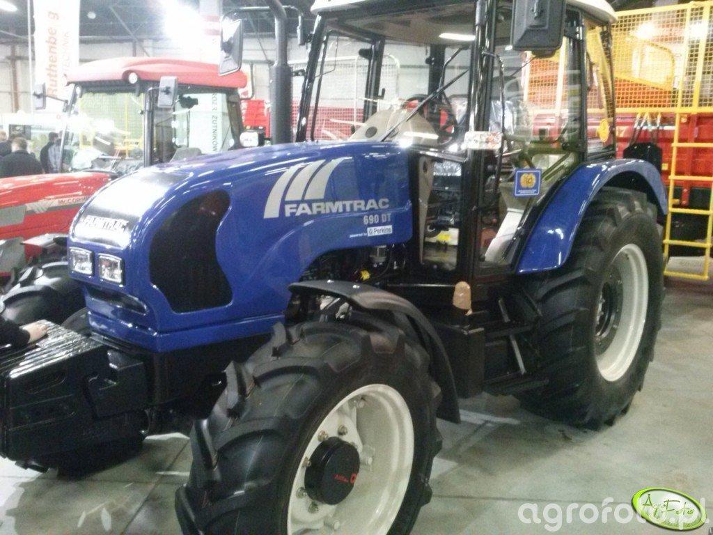 Farmtrac 690 DT