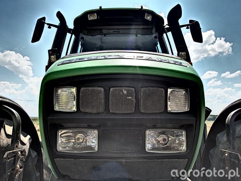 Deutz-Fahr Agroton 155