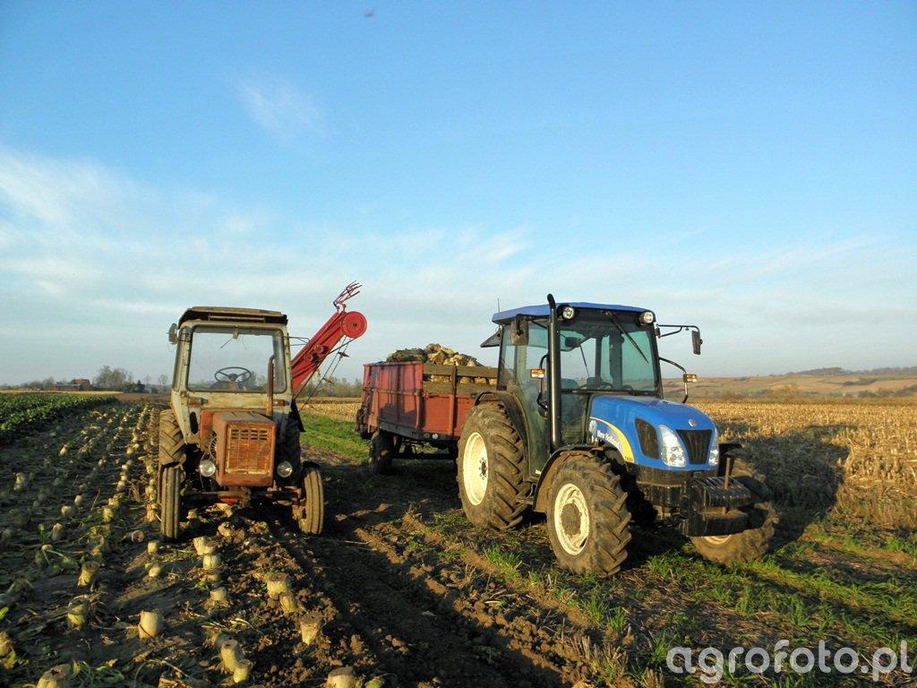 New Holland T4020 i T 25