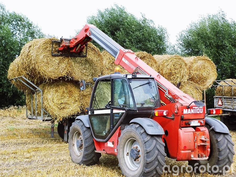 Manitou MLT 635 Turbo
