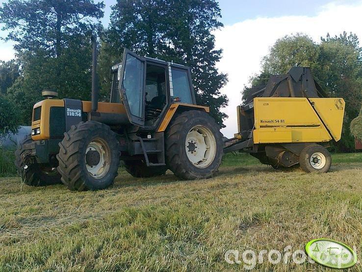 Renault 110-54 + Renault 5481