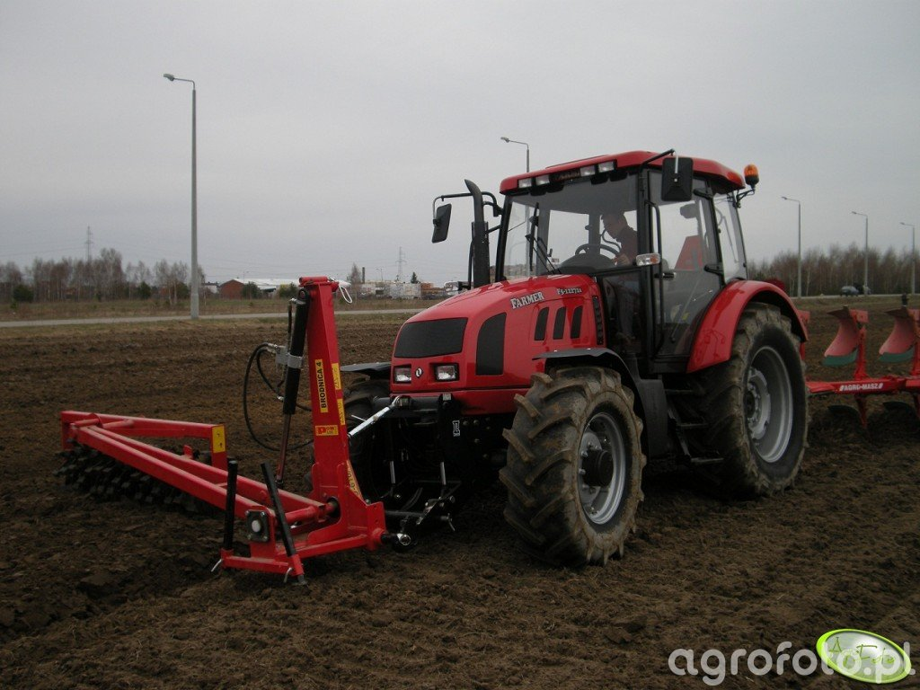 Farmer + Agro-Masz + Brodnica