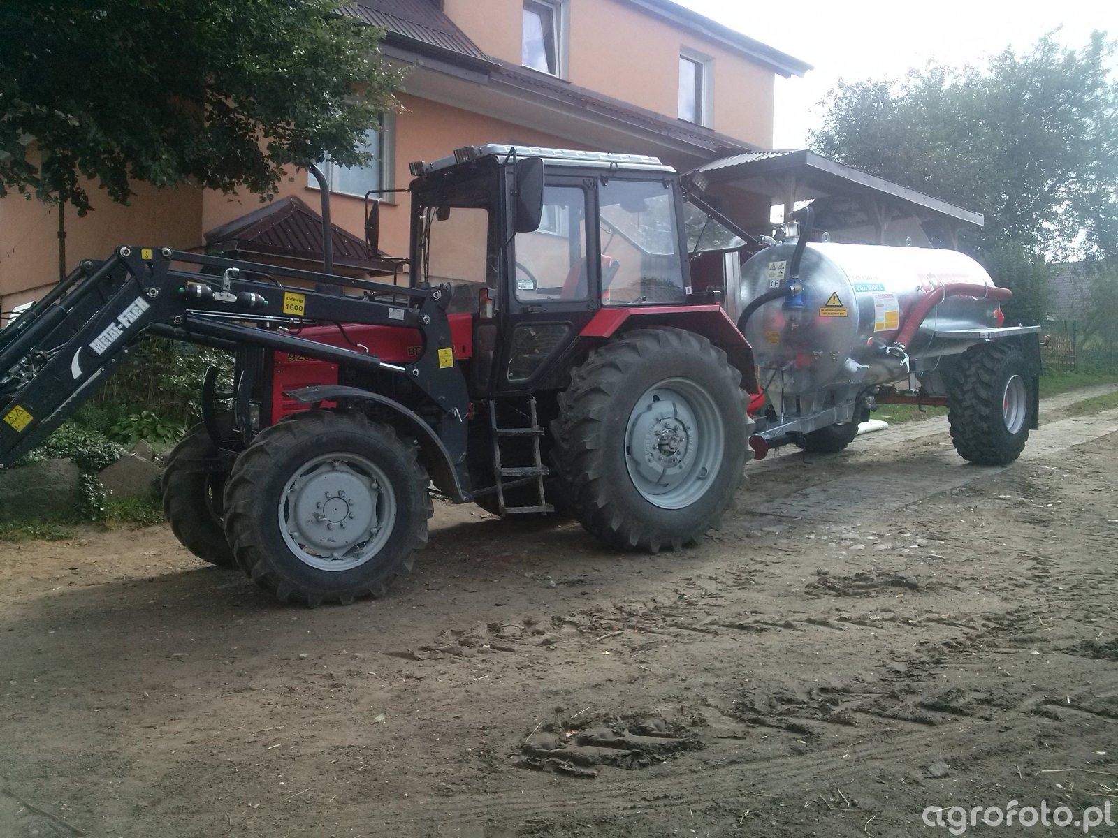 Belarus 920 & Pomot