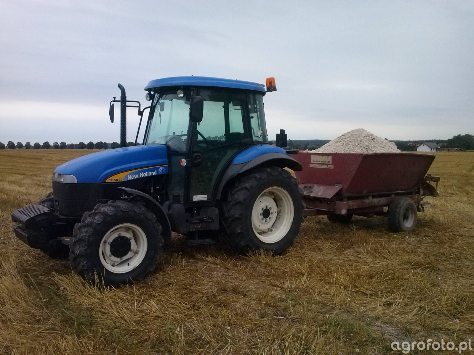 New Holland TD 5020